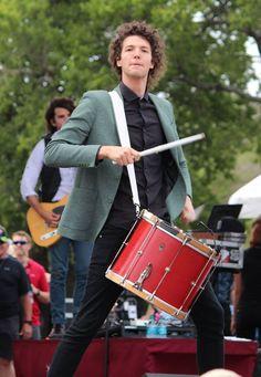Luke Drumming