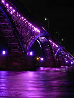 Peace Bridge / Buffalo NY