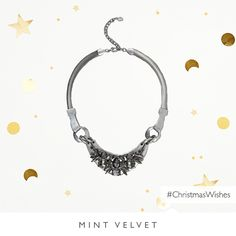 Share your #ChristmasWishes to win a £500 Mint Velvet shopping spree.