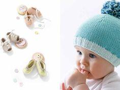Découvrez de quoi tenir bébé au chaud et avec style avec nos idées tricot craquantes pour débutantes ou plus aguerries. A vous créations toutes douillettes...