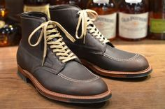 ALDEN SHOE – KUDU ULTIMATE INDY RE-STOCK (LSW)