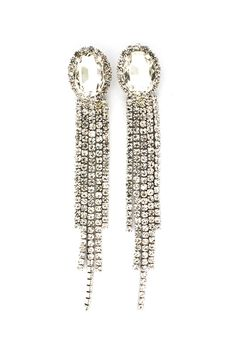 Crystal Elizabeth Earrings