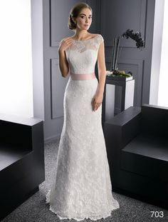Dress 703 | ElodyWedding.com