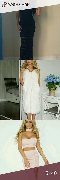 Arden b white dress for bridal shoer