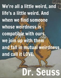 This is why I love Dr. Seuss.