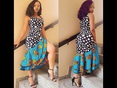 e -Fashion World is a channel created to promote Africa fashion and culture. Our aim is to see Africa fashion and designs take an enviable and impressionable. Ankara Styles For Kids, African Dresses For Women, Africa Fashion, Beautiful Ladies, Print Design, Culture, Lady, African Fashion, Print Layout