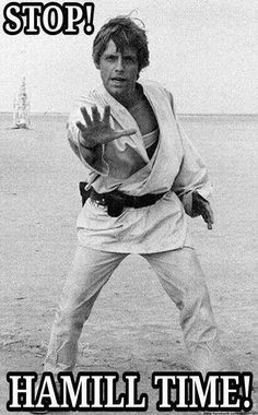 Stop! Hamill time! I know this is not complete Star Wars but it like the best picture ever