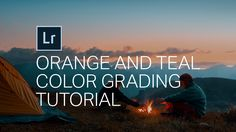 How to Create the Orange and Teal Look in Adobe Lightroom and Camera Raw - https://wp.me/p4R2sX-ext