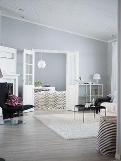TOTAALINEN ÄHKY Divider, Interiors, Room, Furniture, Home Decor, Bedroom, Decoration Home, Room Decor, Home Furnishings