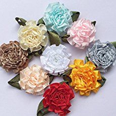 There are many creative ways to make a beautiful fabric flower. Here is a nice DIY project to make flowers with narrow satin ribbon. It's actually one of the easiest way to make fabric flowers. All you need to do is to make ribbon loops and glue them together to …