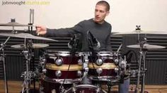 John Vooght: 'Bruno Mars - Locked Out Of Heaven' Drum Lesson - YouTube