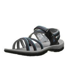 I'm loving these women's Northside Navy Kiva Sandals - Comfy Walking Shoes, Slide Sandals, Snug Fit, Me Too Shoes, Take That, Footwear, Handbags, Navy, Women's Flats