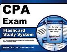 CPA Exam Flashcard Study System