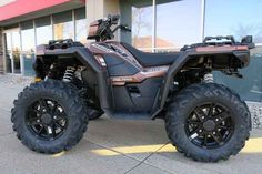 New 2017 Polaris Sportsman XP 1000 Matte Copper LE ATVs For Sale in Wisconsin. 2017 Polaris Sportsman XP 1000 Matte Copper LE, 2017 Polaris® Sportsman XP® 1000 Matte Copper LE The Most Powerful Sportsman Ever. 90 Horsepower ProStar 1000 Twin EFI Engine NEW! Rider Active Design for the Ultimate Sport Utility Experience NEW! 3-Mode Throttle Control Features may include: HARDEST WORKING FEATURES PREMIUM XP PERFORMANCE PACKAGE The NEW! Sportsman XP® 1000 is packed with premium features: NEW…