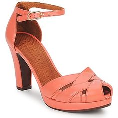 Sandales Chie Mihara LUCIANA Corail  http://www.spartoo.com/Chie-Mihara-LUCIANA-x181587.php