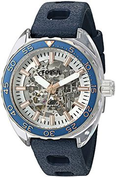 Fossil Mens Breaker Reveal Sport Automatic Silicone Check out this great product. (This is an affiliate link) Fossil Mens Breaker Reveal Sport Automatic Silicone Check out this great product. (This is an affiliate link) Fossil Watches For Men, Cool Watches, Stainless Steel Bracelet, Stainless Steel Case, Small Leather Goods, Automatic Watch, Quartz, Sport, Link
