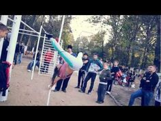 Girls team (Street Workout Odessa) - Одесские Миндальки
