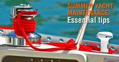 Look after your boat with these simple tips.