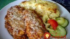 Krehunké kuracie rezne so zapečenými zemiakmi: Na tejto dobrote si pochutná celá rodina!