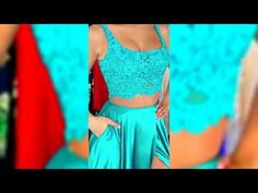MOST AMAZING PROM DRESSES 2020 - YouTube Affordable Prom Dresses, Best Prom Dresses, Plus Size Prom Dresses, Prom Looks, Model Homes, Every Girl, Crop Tops, Amazing, Youtube