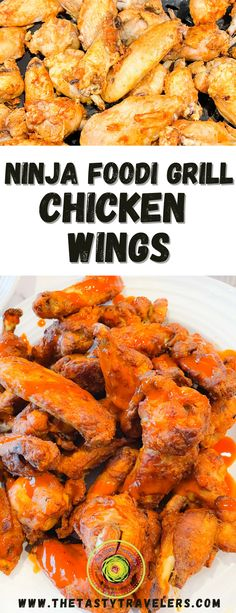 We are a family of 6 who loves chicken, more so, wings! This recipe is for classic buffalo chicken wings. This recipe will show you the basics of getting your wings cooked just right so you can then either add buffalo sauce or any other sauce to your liking. Serve it up with some ranch or blue cheese dip and a side of carrots or celery and ENJOY! #ChickenWingsGrilled #ChickenWingsRecipe #ChickenWingsBuffaloSauce Buffalo Chicken Sauce, Buffalo Chicken Recipes, Yummy Chicken Recipes, Chicken Flavors, Yum Yum Chicken, Diet Recipes, Grilled Chicken Wings, Love Eat, Cook At Home