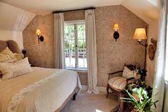 2011 Pasadena Showcase House of Design, Paul Williams: La Canada Flintridge-Guest House Bedroom