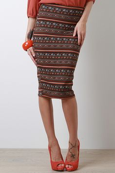 Winter Tribe Skirt $27.60
