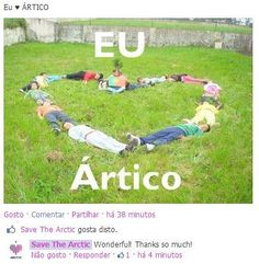 1 Gosto do Save The Arctic