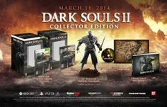 Dark Souls 2 Collectors Edition