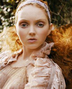 Lily Cole - uniFrance Films