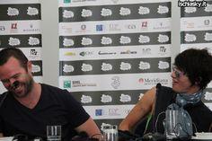 Sullivan Stapleton e Lena Headey all'Ischia Global