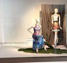 Shop designer fashion at Mary Katrantzou. Discover a world of prints, textures and unique designs and shop the latest collections. Mary Katrantzou, Ss 15, Facade, Nordstrom, Windows, Display, Unique, Fashion Design, Shopping