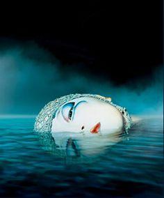 Cirque du Soleil Face 'O'.  I love all Cirque du Soleil shows!