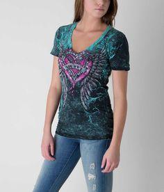 Sinful Fruitful Reversible T-Shirt - Women's Shirts/Tops | Buckle