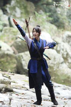 MissA Suzy @ Drama 'Gu Family Book'