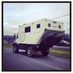 Unicat Unimog 4x4 camper | Campers Motorhomes | Pinterest | Vehicle ...