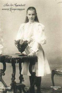 Cecilie of Mecklenberg-Schwerin