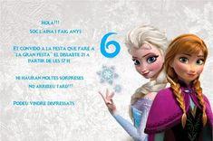 Una fiesta de cumpleaños Frozen llena de detalles