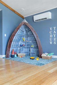Kid's Bedroom Pictures From DIY Network Blog Cabin 2016 >> http://www.diynetwork.com/blog-cabin/2016/kids-bedroom-pictures-from-diy-network-blog-cabin-2016-pictures?soc=pinterest