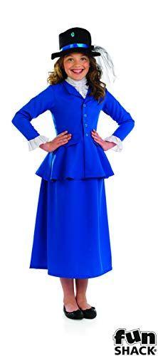3381f49f4 From 13.19 Fun Shack Fnk3604s Costume Girls Victorian Magic Nanny Small