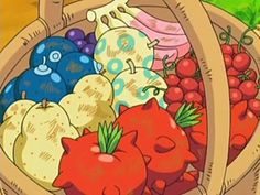 Berries (Japanese: きのみ Berries) are small, juicy, fleshy fruit. As in the real world, a large variety exists in the Pokémon world, with a la. Pokemon Primarina, Plant Pokemon, Pokemon People, Pokemon Omega Ruby, Berry, Ghost Type, Pokemon Birthday, Romance, Meals
