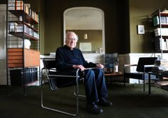 """""""Now if I go shopping in Stockbridge or get the bus along to Waitrose in Comely Bank, someone might stop me and say, """"Are you Peter Higgs?"""" and I say, """"Yes, I am."""" Then they usually say congratulations and shake my hand. I'm no longer surprised."""" Professor Peter Higgs. Picture: Jane Barlow"""