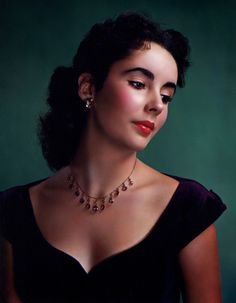 Elizabeth Taylor~true beauty
