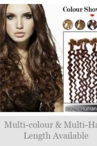 Human hair extensions, Extensions and Rings on Pinterest