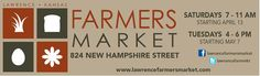 The Downtown Lawrence Farmers' Market