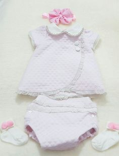 AS SPANISH CLOTHES ARE MADE SMALL AND MADE TO WEAR SHORT SO YOU CAN SEE THE JAM PANTS. DRESS LINED, JAM PANTS LINED AT FRONT ONLY. I HAVE ADDED A NEW PAIR OF SOCKS WITH POM POMS. JAM PANTS ARE OK. ALSO A NEW HEADBAND.   eBay!