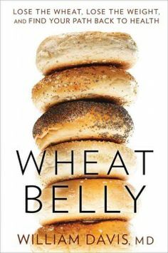 Wheat Belly-Lose the Wheat, Lose the Weight, and Find your Path Back to Health by William Davis.  Lehman College - Stacks - RM237.87 .D38 2011