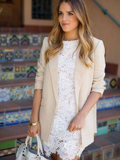 Fashion Fix: Oversized blazer - My Simply Special