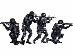 The Feds Have Turned America Into a War Zone: 4 Disturbing Facts About Police Militarization | Alternet