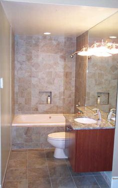 small bathroom remodeling ideas 1 - Compact Bathroom Design Ideas
